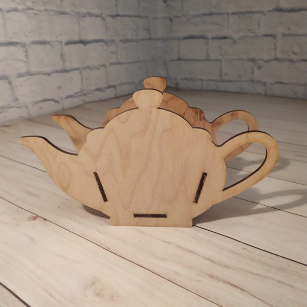 Подставка для чайных пакетиков Чайник