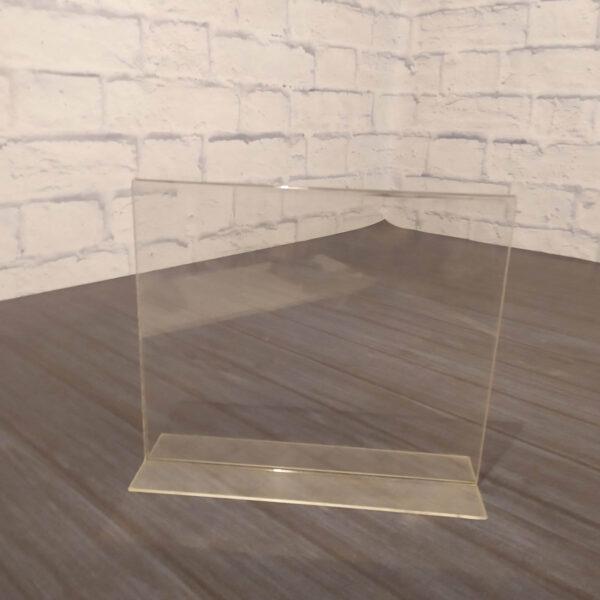 Менюхолдер А5 формата горизонтальн
