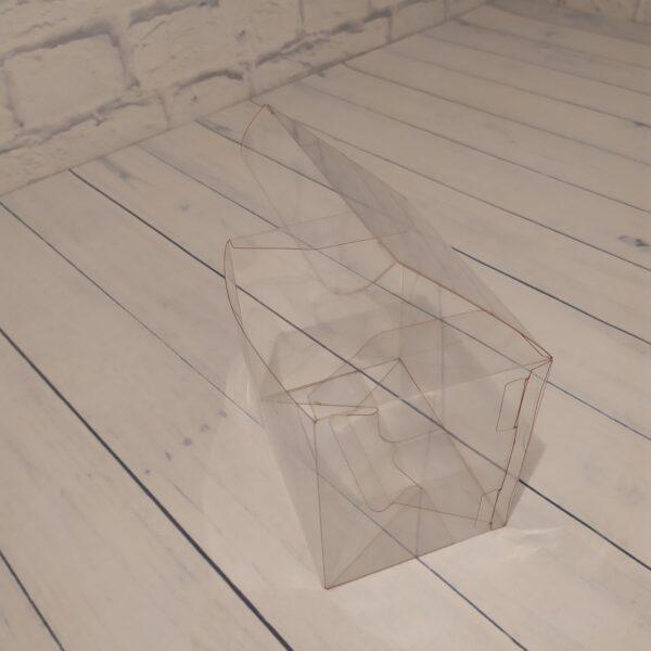 Прозрачная коробка 12х11х9 см.3