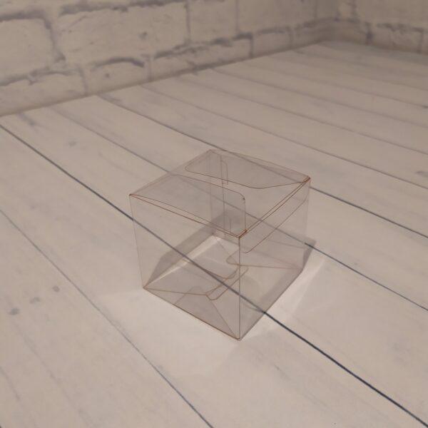 Прозрачная коробка 7х7х6.5 см 1