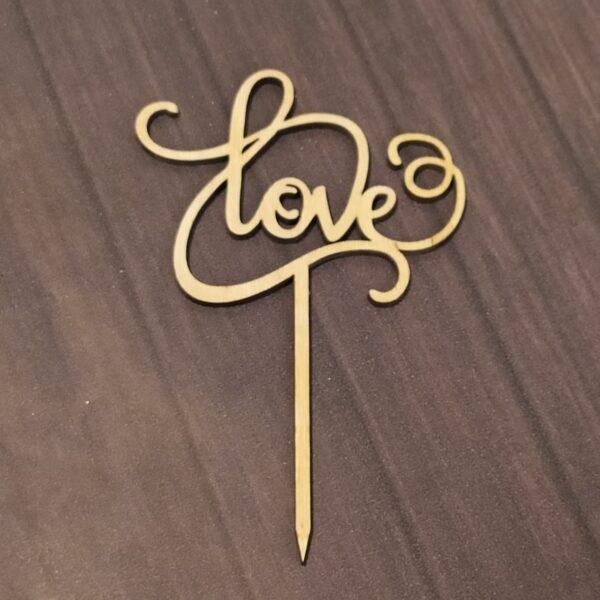 Топпер Love 1
