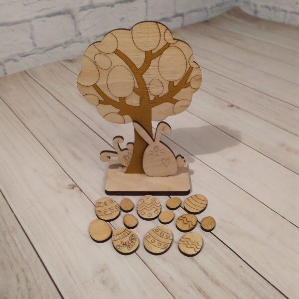 Пасхальное дерево 1