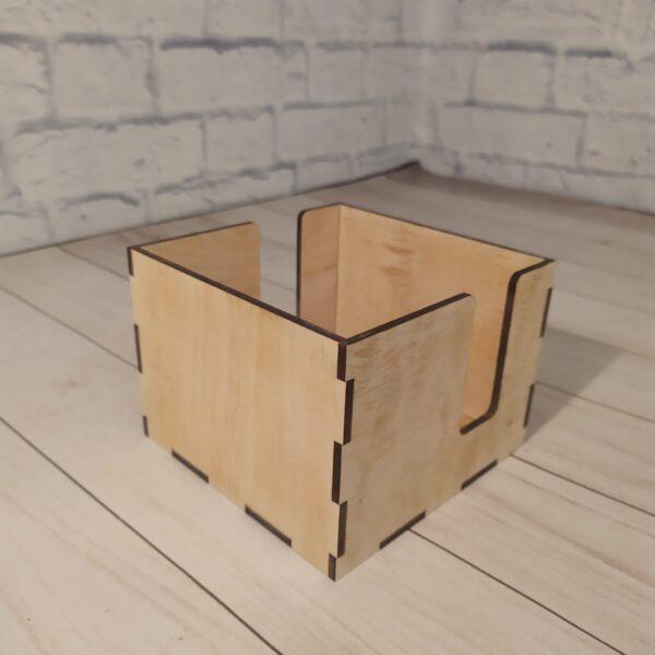 Салфетница квадратная 1