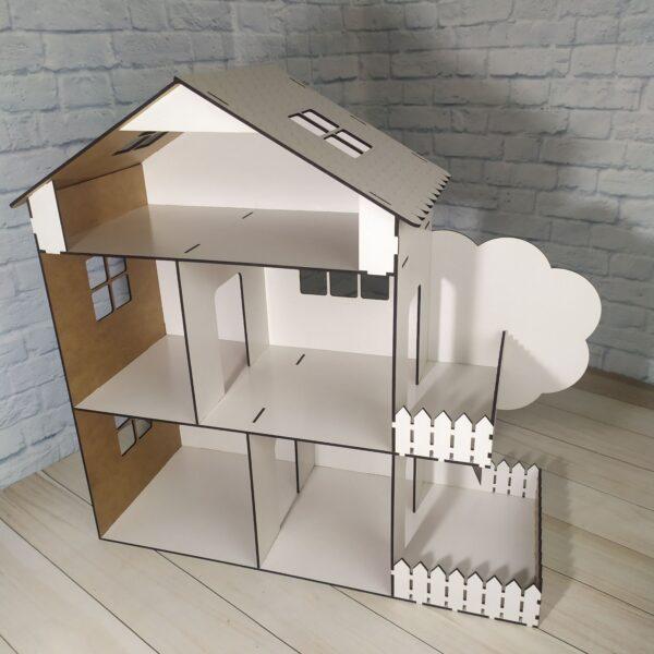 Кукольный домик Коттедж 3