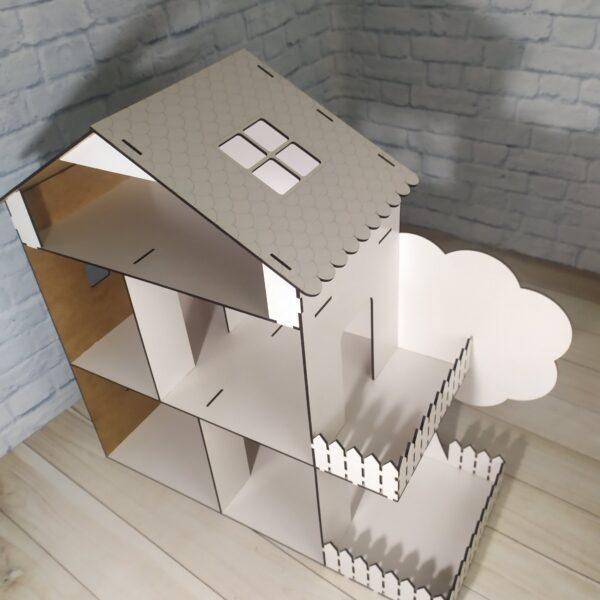 Кукольный домик Коттедж 4