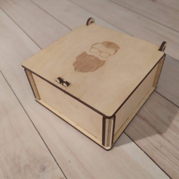 Подарочная коробка Бренд 2