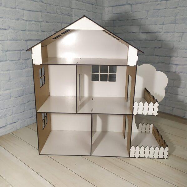 Кукольный домик Коттедж 1