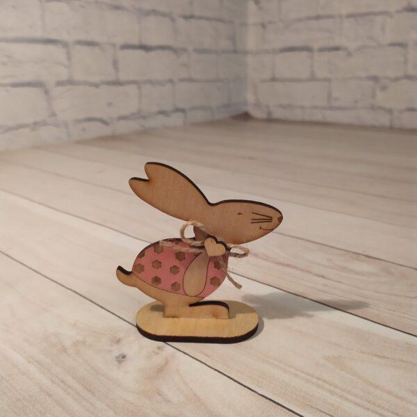 Пасхальный сувенир Зайка 1