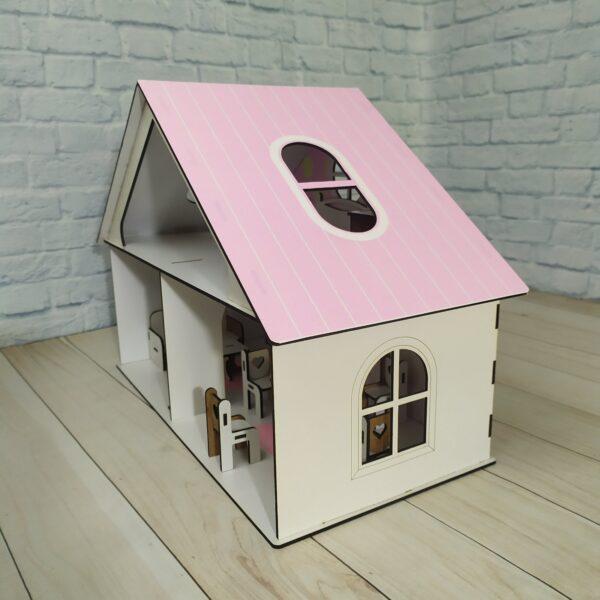 Кукольный домик Усадьба с мебелью Люкс 3