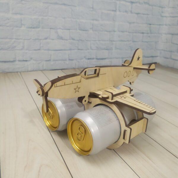 Подарочная упаковка Самолет 1
