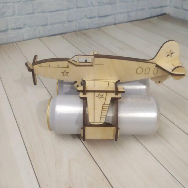 Подарочная упаковка Самолет 2