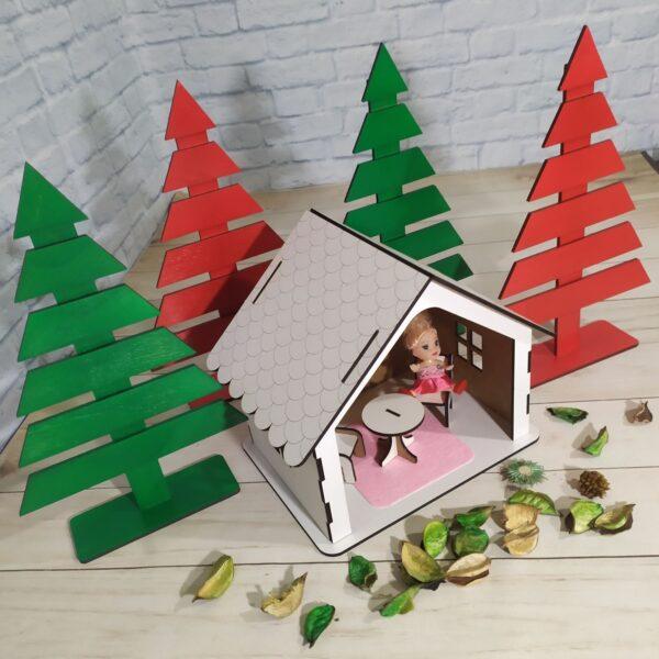 Кукоьный домик Мини 1