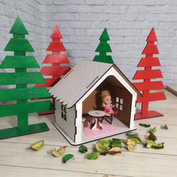 Кукоьный домик Мини 2