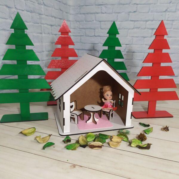 Кукоьный домик Мини 3
