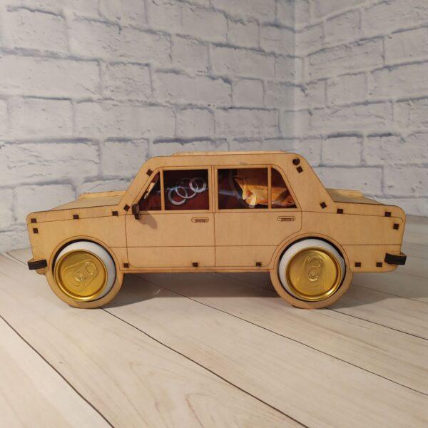 Подарочная упаковка Машина 1