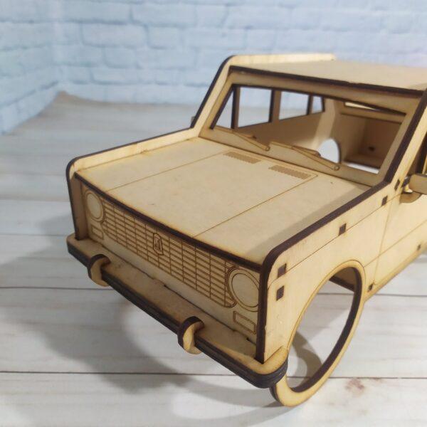 Подарочная упаковка Машина 3