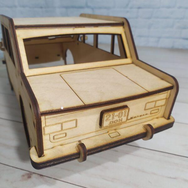 Подарочная упаковка Машина 4