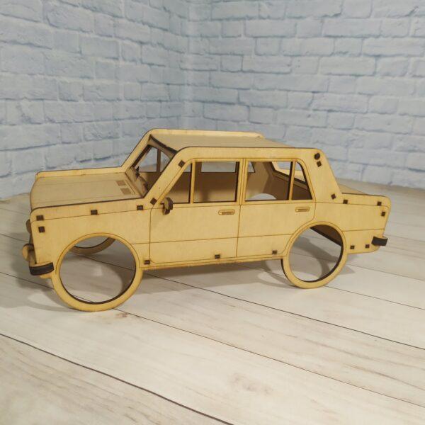 Подарочная упаковка Машина 6