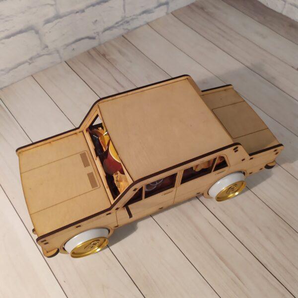 Подарочная упаковка Машина 7