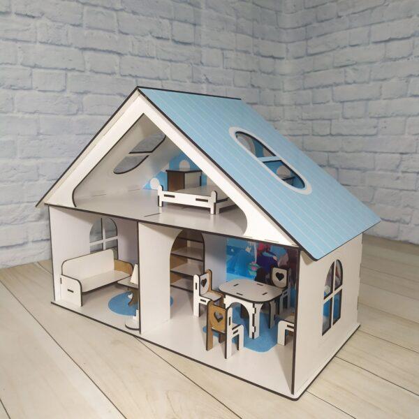 Кукольный домик 9
